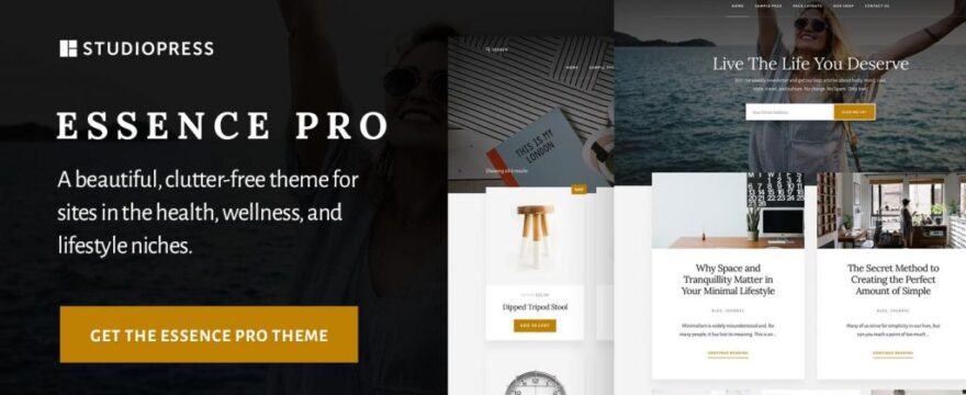 Essence Pro Theme Review: Read this before Buying